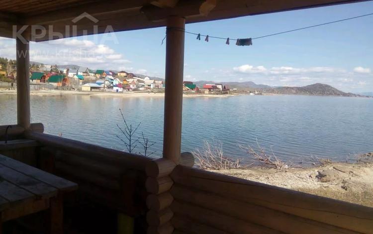 2-комнатный дом посуточно, 40 м², Побережье Бухтарминского водохранилища за 10 000 〒 в Новой бухтарме