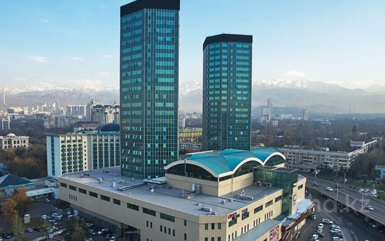Офис площадью 601 м², Байзакова 280 — Сатпаева за 437 млн 〒 в Алматы, Бостандыкский р-н