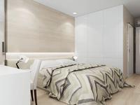 1-комнатная квартира, 25 м², 2/4 этаж посуточно