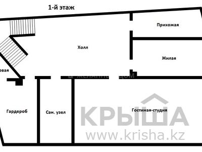 4-комнатная квартира, 249.9 м², 1/2 этаж, мкр Ерменсай, Ремизовка — Аль-Фараби за 92.2 млн 〒 в Алматы, Бостандыкский р-н — фото 11