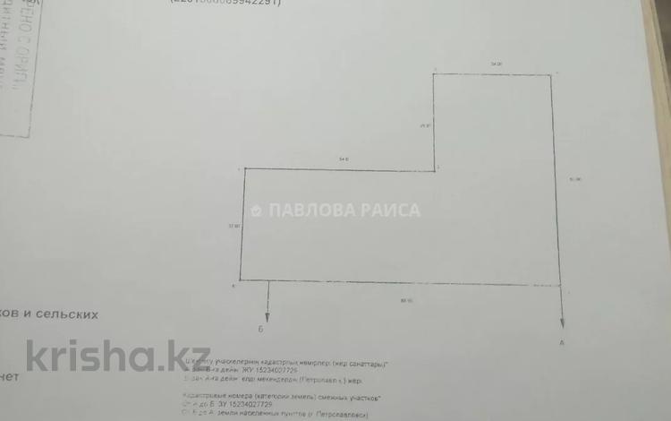 Участок 38 соток, Тимирязева 14 за 9 млн 〒 в Петропавловске