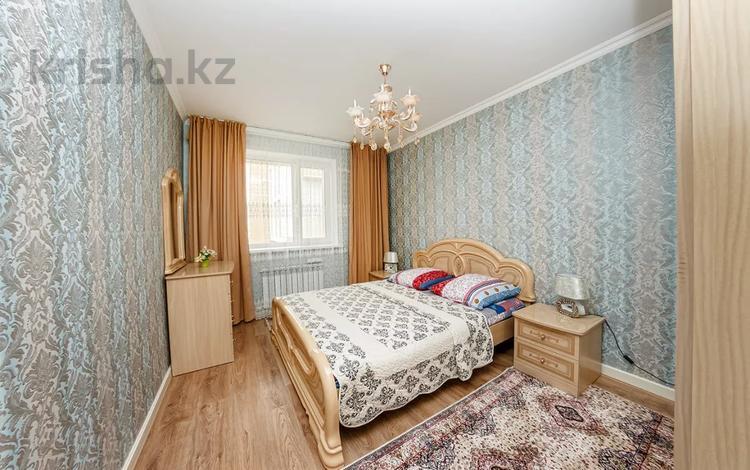 3-комнатная квартира, 80 м², 5/6 этаж посуточно, Кабанбай батыра 46 — Ханов Керея и Жанибека за 18 000 〒 в Нур-Султане (Астана), Есиль р-н