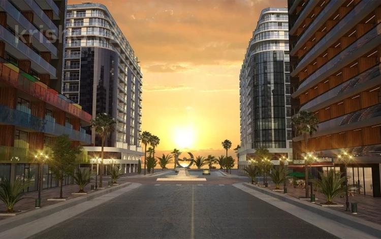 1-комнатная квартира, 33 м², 4/14 этаж, Адлия за ~ 8.6 млн 〒 в Батуми