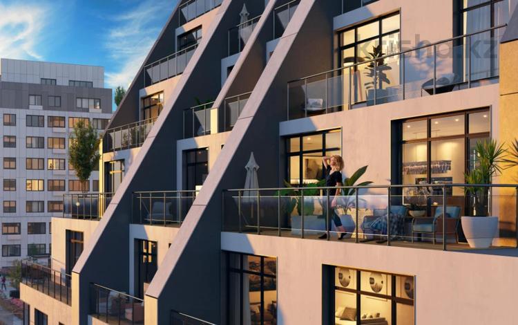 2-комнатная квартира, 92.2 м², 6 этаж, Мкр. Самал-3 15 за 73 млн 〒 в Алматы, Медеуский р-н