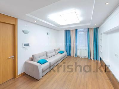 3-комнатная квартира, 75.5 м², 18/23 этаж, проспект Кабанбай Батыра 43Б за 45 млн 〒 в Нур-Султане (Астана), Есиль р-н