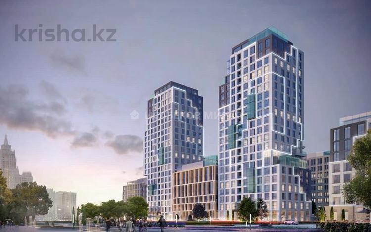 3-комнатная квартира, 122.59 м², 6 этаж, Сарайшык 2 за ~ 52.7 млн 〒 в Нур-Султане (Астана), Есиль р-н