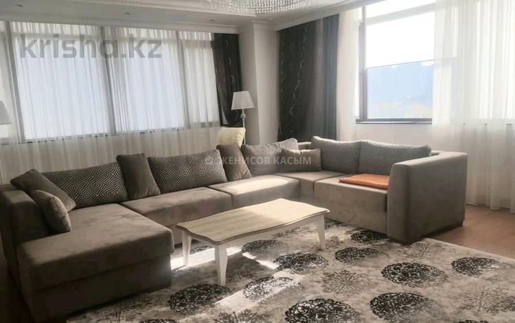 5-комнатная квартира, 250 м², 4/32 этаж на длительный срок, Кошкарбаева 8 — Тауелсиздик за 1.8 млн 〒 в Нур-Султане (Астане), Алматы р-н