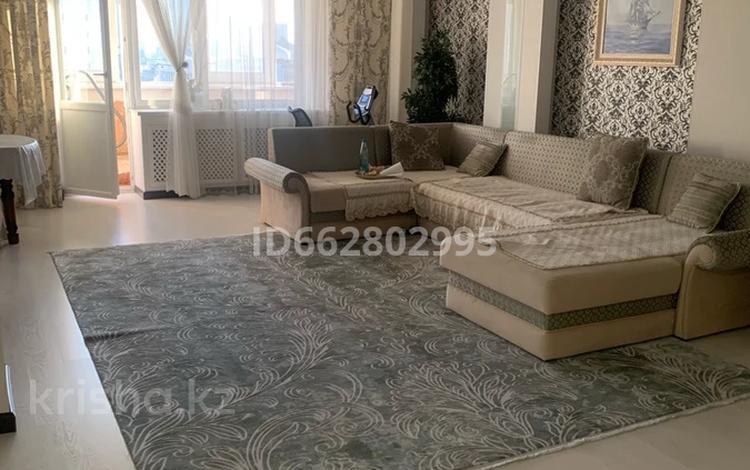 4-комнатная квартира, 185 м², 7/13 этаж помесячно, Кунаева 14 за 700 000 〒 в Нур-Султане (Астана), Есиль р-н