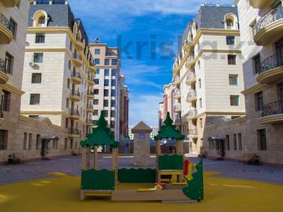 3-комнатная квартира, 100 м², 3/7 этаж, Сауран за ~ 47 млн 〒 в Нур-Султане (Астана), Есиль р-н — фото 33