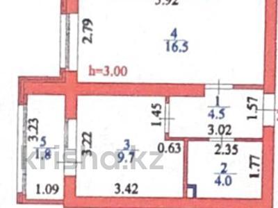 1-комнатная квартира, 37 м², 4/9 этаж, Улы Дала 3/3 за 15.5 млн 〒 в Нур-Султане (Астана), Есиль р-н — фото 7