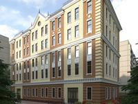 3-комнатная квартира, 101 м², 2 этаж