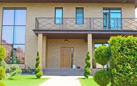 5-комнатный дом помесячно, 270 м², 10 сот., Жамакаева за 1.5 млн 〒 в Алматы, Медеуский р-н