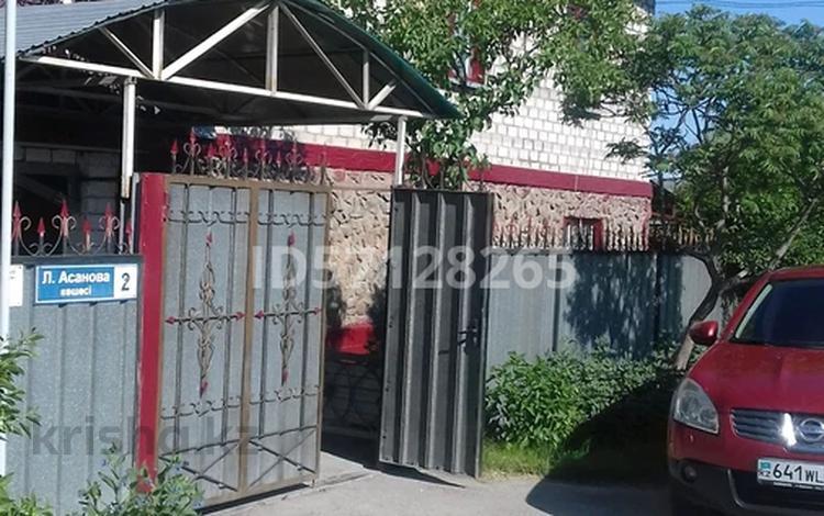 7-комнатный дом, 200 м², 7 сот., Асанова 2 — Курманова за 29 млн 〒 в Талдыкоргане