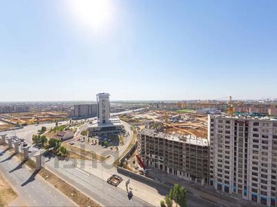 4-комнатная квартира, 115.5 м², 17/19 этаж, Калдаякова 1 за 38.9 млн 〒 в Нур-Султане (Астане), Алматы р-н