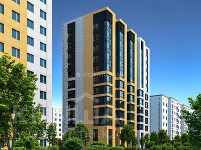 1-комнатная квартира, 37.85 м², Каиыма Мухамедханова за ~ 12.9 млн 〒 в Нур-Султане (Астана), Есиль р-н