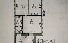 3-комнатный дом, 60.9 м², 7.17 сот., проспект Бухар Жырау 1/10 за 19 млн 〒 в Караганде, Казыбек би р-н