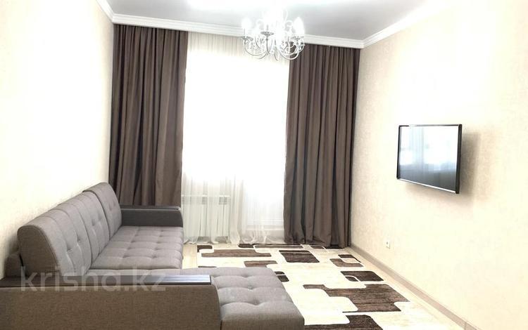1-комнатная квартира, 45 м², 2/16 этаж помесячно, Сарайшык 5 за 110 000 〒 в Нур-Султане (Астана), Есиль р-н
