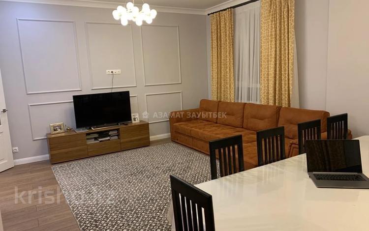 3-комнатная квартира, 99 м², 3/18 этаж, Улы Дала — проспект Мангилик Ел за ~ 52.5 млн 〒 в Нур-Султане (Астана), Есиль р-н
