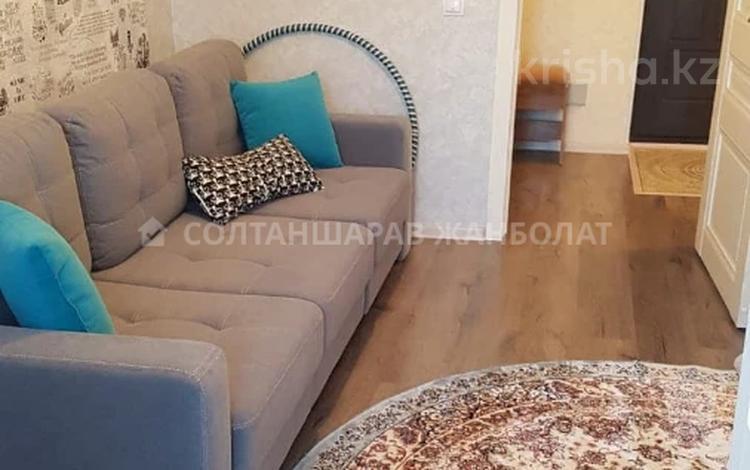 2-комнатная квартира, 46 м², 8/9 этаж, Ильяса Омарова за 18.7 млн 〒 в Нур-Султане (Астана), Есиль р-н