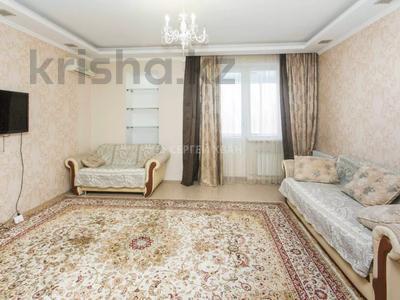 2-комнатная квартира, 65 м², 3/12 этаж посуточно, Достык 13 — Туркестан за 12 000 〒 в Нур-Султане (Астана), Есильский р-н