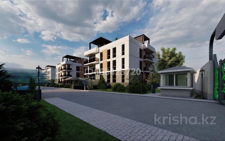 3-комнатная квартира, 75.8 м², 1/3 этаж, мкр Нурлытау (Энергетик), Мкрн. Нурлытау за 37.9 млн 〒 в Алматы, Бостандыкский р-н