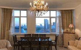 4-комнатная квартира, 138 м², 14/23 этаж, Байтурсынова 12 за 65 млн 〒 в Нур-Султане (Астана), Алматы р-н