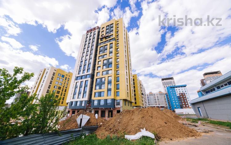 1-комнатная квартира, 38.42 м², Орынбор за ~ 13.8 млн 〒 в Нур-Султане (Астана), Есиль р-н