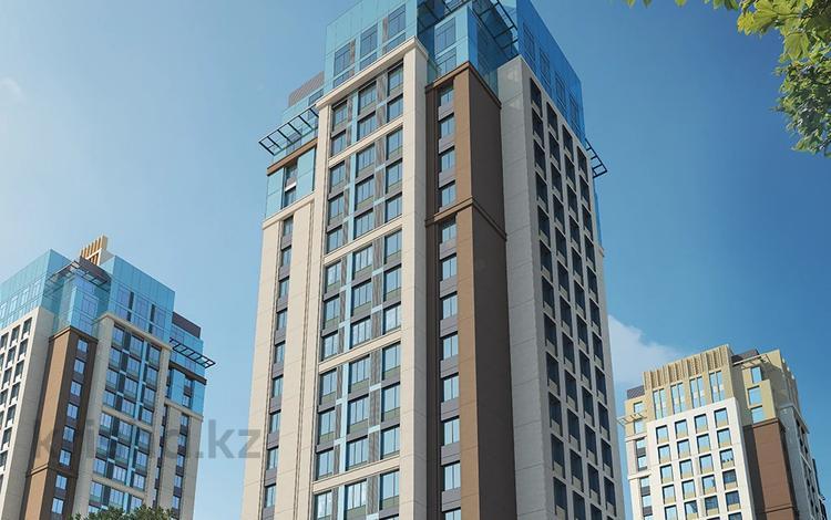 2-комнатная квартира, 53 м², Кабанбай Батыра — Улы Дала за ~ 25.4 млн 〒 в Нур-Султане (Астане), Есильский р-н