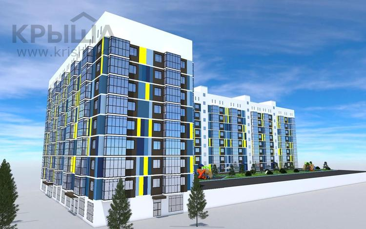 1-комнатная квартира, 58.49 м², Самал 82 за ~ 13.3 млн 〒 в Уральске