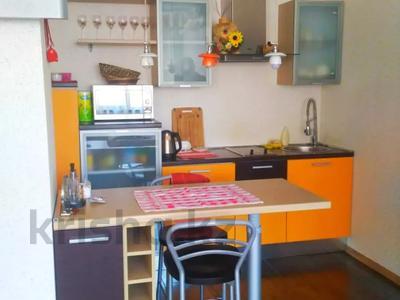 1-комнатная квартира, 50 м², 2/2 этаж посуточно, 1-й микрорайон 43 за 20 000 〒 в Капчагае — фото 5