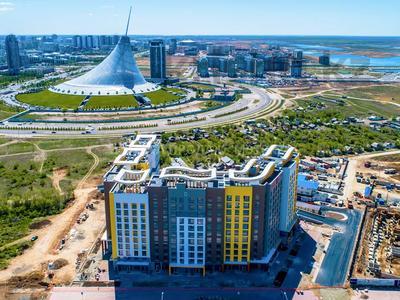 Помещение площадью 115.25 м², Кайыма Мухамедханова 4А за ~ 86.4 млн 〒 в Нур-Султане (Астана), Есиль р-н