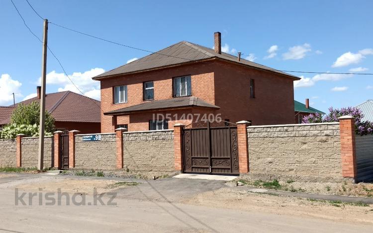 6-комнатный дом, 220 м², 10 сот., Капшагай 9 за 50 млн 〒 в Нур-Султане (Астана), Есиль р-н