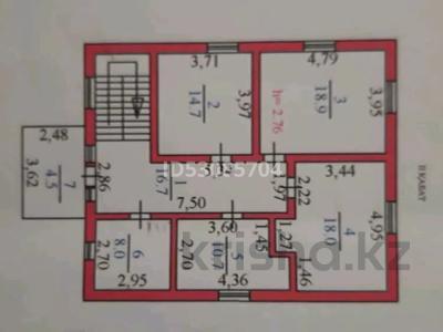 6-комнатный дом, 213 м², 6 сот., Долан за 50 млн 〒 — фото 3