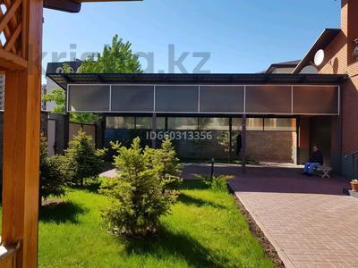 6-комнатный дом, 314 м², 10 сот., Кыз Жибек 57 за 260 млн 〒 в Нур-Султане (Астана), Есиль р-н