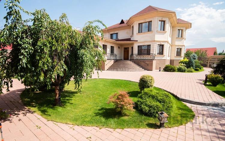 10-комнатный дом, 760 м², 20 сот., мкр Калкаман-3, Мкр Калкаман-2 за 670 млн 〒 в Алматы, Наурызбайский р-н