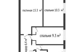 3-комнатная квартира, 52 м², 3/5 этаж, Назарбаева — Касымканова за 13 млн 〒 в Костанае