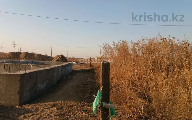 Участок 4 сотки, Кемертоған 5 за 950 000 〒 в Алматы