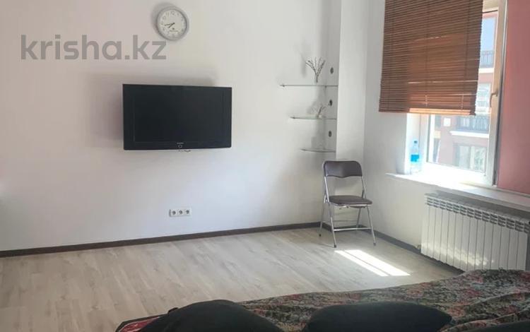 1-комнатная квартира, 47 м², 10/15 этаж, Ходжанова — Аль-Фараби проспект за 27.5 млн 〒 в Алматы, Бостандыкский р-н