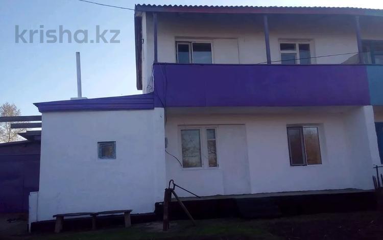 4-комнатный дом, 84 м², Октябрьская за 5.3 млн 〒 в