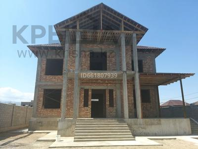 9-комнатный дом, 370 м², 10 сот., мкр Шугыла 22 — Енбек за 82 млн 〒 в Алматы, Наурызбайский р-н