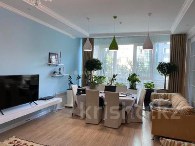 3-комнатная квартира, 148.1 м², 4/20 этаж, Достык 160 — Жолдасбекова за 85 млн 〒 в Алматы, Медеуский р-н