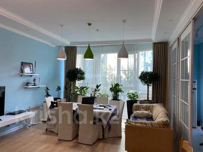 3-комнатная квартира, 148.1 м², 4/20 этаж, Достык 160 — Жолдасбекова за 85 млн 〒 в Алматы, Медеуский р-н — фото 2