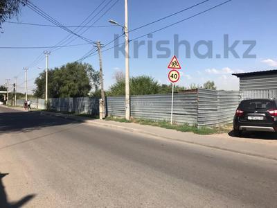 Участок 25 соток, Яссауи — проспект Райымбека за 195 млн 〒 в Алматы, Ауэзовский р-н