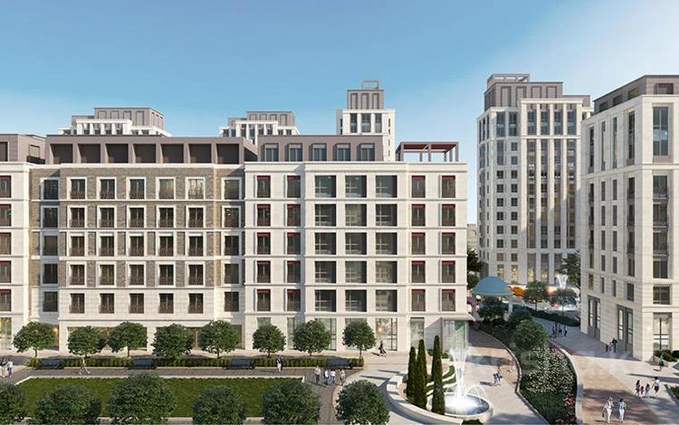 4-комнатная квартира, 216.1 м², Туран 5 за ~ 99.4 млн 〒 в Нур-Султане (Астана), Есиль р-н