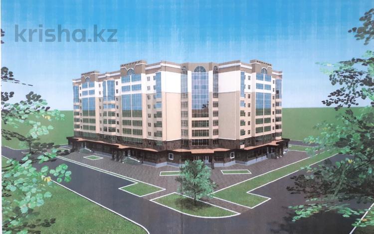 2-комнатная квартира, 87 м², 4/9 этаж, проспект Алии Молдагуловой 68 за ~ 15.6 млн 〒 в Актобе, мкр. Батыс-2