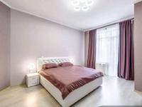 2-комнатная квартира, 78 м², 6/20 этаж посуточно, Сауран 10В — Алматы за 16 000 〒 в Нур-Султане (Астане), Есильский р-н