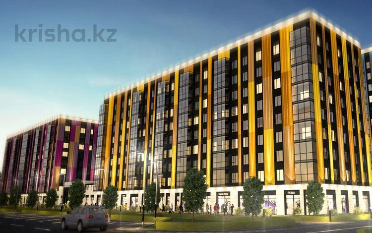 2-комнатная квартира, 92.71 м², мкр. Батыс-2, Мангилик Ел за ~ 17.4 млн 〒 в Актобе, мкр. Батыс-2