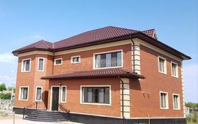 7-комнатный дом, 342 м², 20 сот., Микрорайон Мичурино за 135 млн 〒 в Нур-Султане (Астана), Алматы р-н