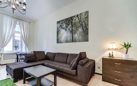 2-комнатная квартира, 65 м², 11 этаж посуточно, Хусаинова 225 за 13 000 〒 в Алматы, Бостандыкский р-н