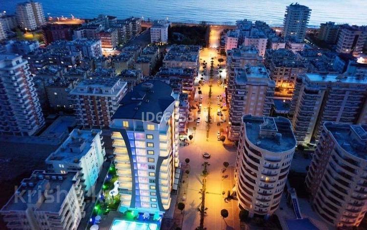 2-комнатная квартира, 68 м², 2/12 этаж, Dolce Vita Residence 10 за 32.6 млн 〒 в